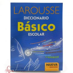 Diccionario Basico Escolar Larousse Azul