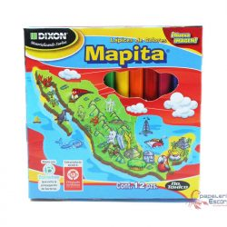 Lapices de Colores Mapita Cortos Precio bajo