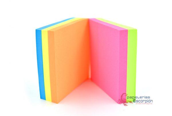 notas adhesivas pascua removibles 5 colores